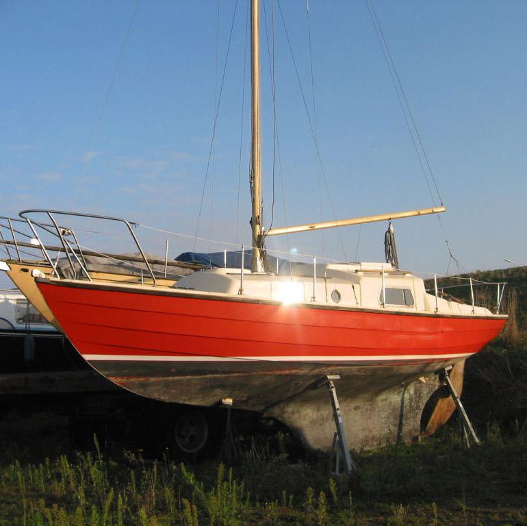 Tradewinds Generators: Aldebaran 26' - Tradewind Yachts